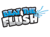 Beat the flush Game logo