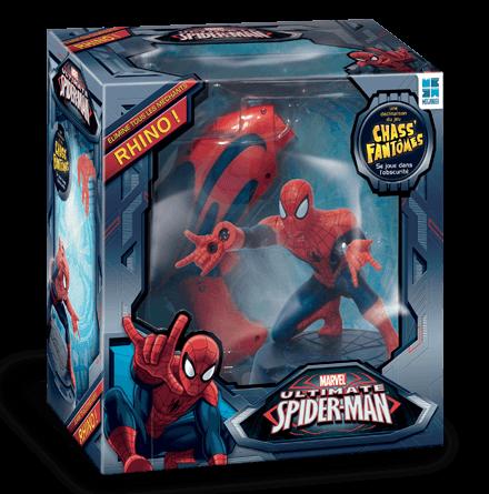 jeu bebe spiderman