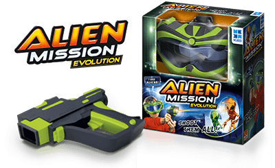 Alien Mission Evolution - Megableu