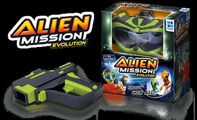 Alien Mission Evolution - Megableu