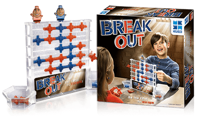 Break Out - Megableu