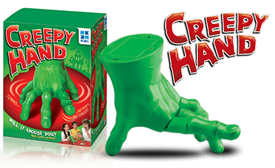 Creepy Hand - Megableu