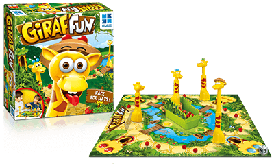 Giraf'fun - Megableu