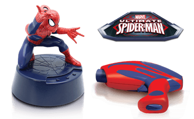 Ultimate Spider-Man - Megableu