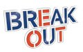 Break Out Game logo